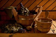 Как правильно запарить веник для бани