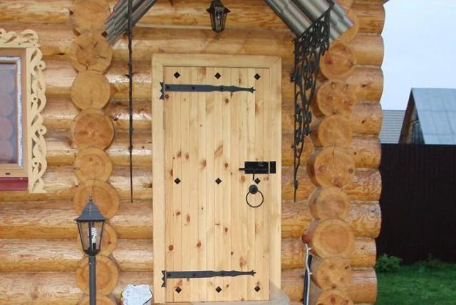 Уплотнитель для дверей в баню