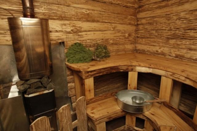 теплообменник в бане