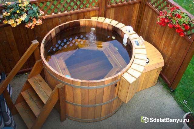 Круглая баня