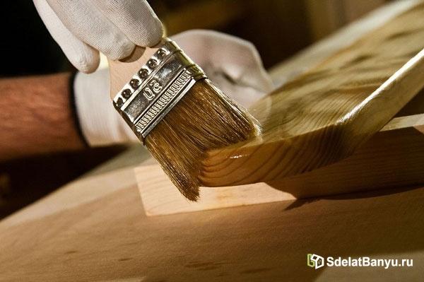 Как и чем покрасить пол в бане: деревянный и бетонный