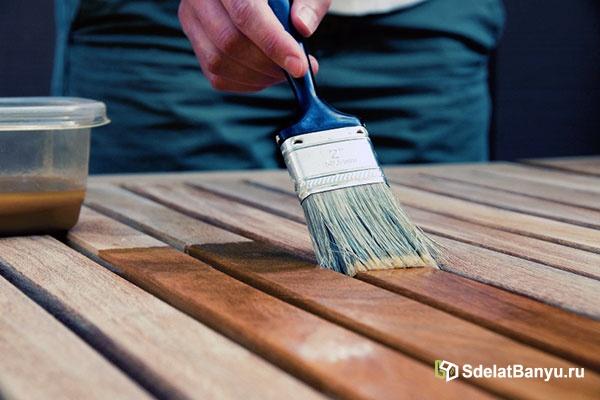 Антисептик для древесины какой лучше выбрать - советы профессионалов расчет и способы обработки древесины антисептиком