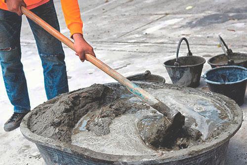 Правильные пропорции цемента, песка, воды и гравия