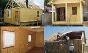 Можно ли строить баню из СИП панелей: особенности материала, достоинства и недостатки, проекты + фото