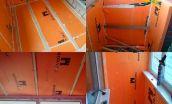 Как крепить пеноплекс к стене: характеристики материала, правила и способы монтажа