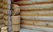 Как выполнить конопатку сруба своими руками: материалы и способы заделки швов