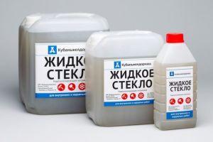 Жидкое стекло: виды, свойства, сферы применения и способы приготовление растворов