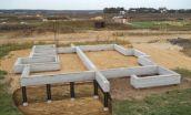 Строительство надежного фундамента ТИСЭ своими руками – поэтапное выполнение работ