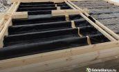 Гидроизоляция полов из дерева и бетона — типы, материалы и порядок работ