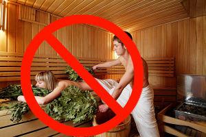 Противопоказания для бани и сауны: когда посещение парной не рекомендуется