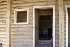 2 способа поставить дверь в баню из сруба — особенности установки, инструменты и монтаж