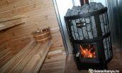 Как выбрать печь для бани — виды топок, характеристики и особенности