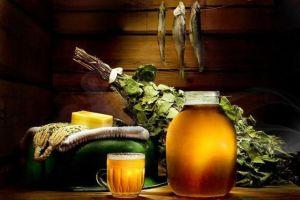 Лучшие напитки в бане и сауне: что приготовить с пользой для тела