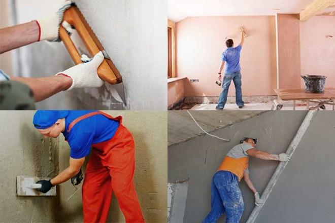 Как и чем выровнять стены в квартире